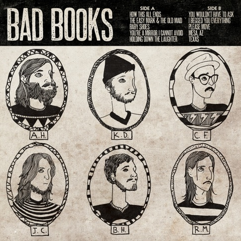 Bad Books - Bad Books
