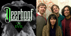Deerhoof vs. Evil – Deerhoof