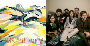 High on Jackson Hill – Immaculate Machine