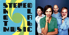 Not Music - Stereolab