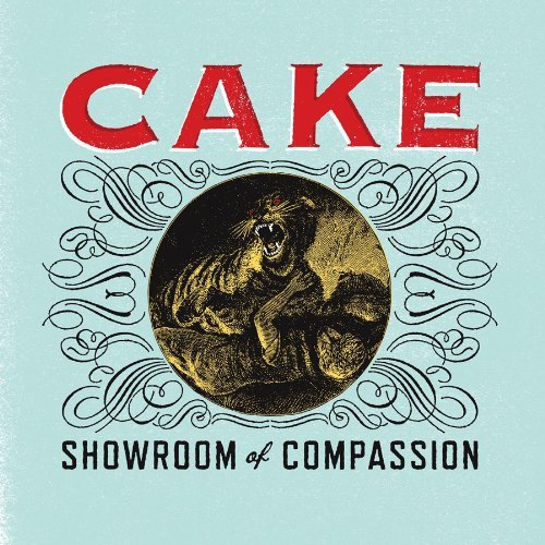 Showroom of Compassion - CAKE